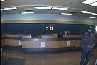 Sospechoso robo Citibank Foto cortesía: Policía de Turlock