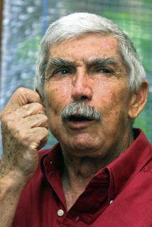 El ex agente cubano de la CIA, Luis Posada Carriles.