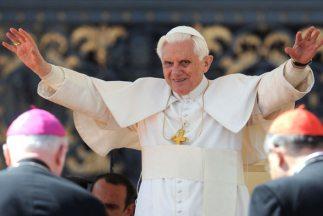 México está a tres días de que Benedicto XVI llegue a sus tierras por pr...