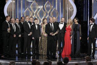 La política se abrió un lugar en los Globos de Oro para la pantalla chic...