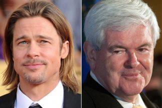 Newt Gingrich dijo que si se hiciera una película sobre su vida le gusta...