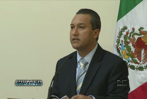 Murió el ministro de gobierno de México