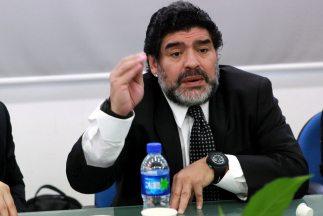 El regreso de Maradona a Italia llega después de la Agencia Tributaria i...