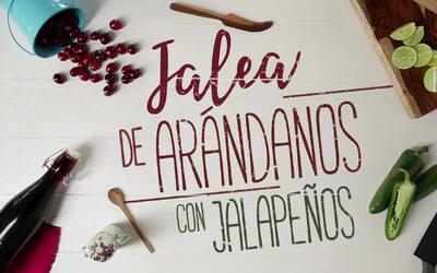 Jalea de arándanos con jalapeño - El Recetario con #TwistLatino