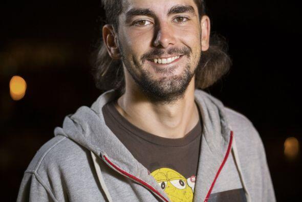 Nacido en el Reino Unido en diciembre 1989, Seth Ashworth empezó a pract...