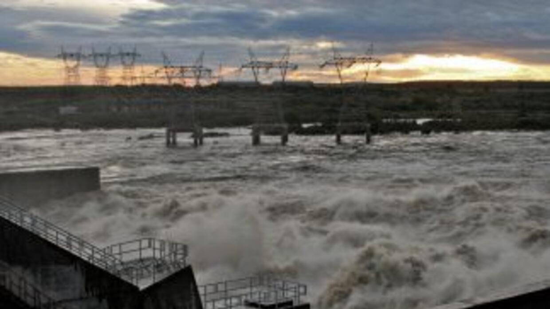 Desbordamiento de ríos en la frontera con Guatemala.