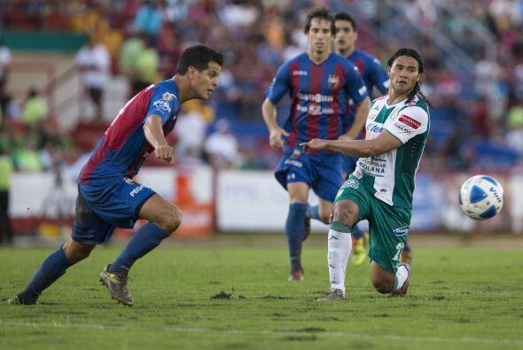Ese no es el caso de los Potros, que terminarán el Clausura 2014 con los...