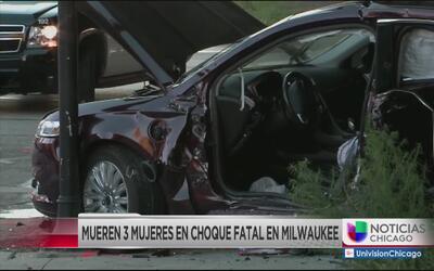 Mueren tres mujeres que viajaban en auto Uber en Milwaukee