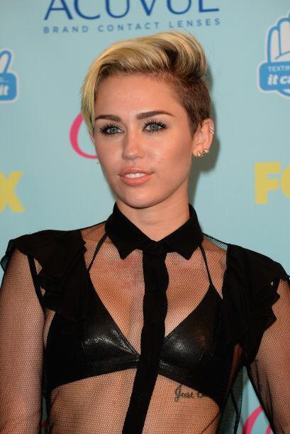 Sobre aviso no hay engaño, Miley intentó advertirnos que algún día la ve...