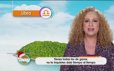 Mizada Libra 30 de noviembre de 2016