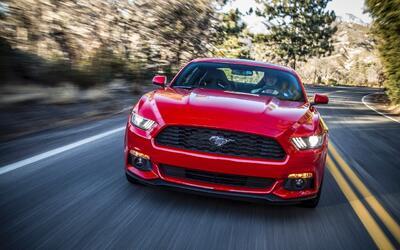 El Ford Mustang 2015 es una de los modelos afectados por eñ llama...