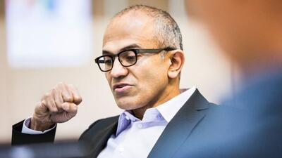 El nuevo CEO de Microsoft es un ejemplo claro del talento indio en Silic...