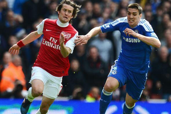 Chelsea no encontraba la manera de contrarestar.