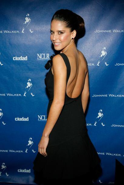 Ana Claudia Talancón: La actriz mexicana ha pisado las alfombras roja má...