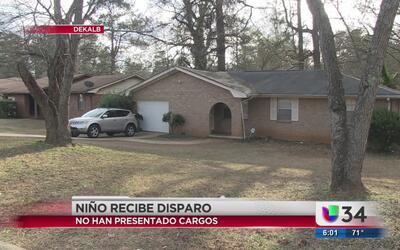 Autoridades del condado de DeKalb investigan un tiroteo iniciado por un...