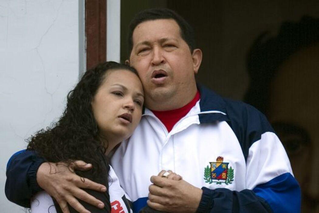 Nicolás Maduro nombró jefa de la Misión Milagro a Rosa Virginia Chávez,...