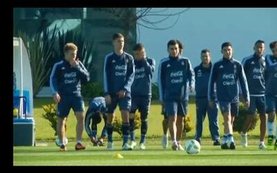 Argentina deja atrás la Copa América y comienza a preparar los Juegos Ol...