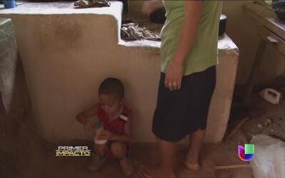 Un rayo de esperanza para salvar a un niño hondureño