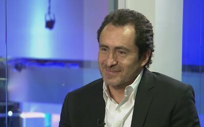 El actor mexicano, Demian Bichir dice por qué decidió usar su voz en fav...
