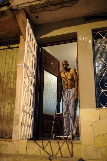 Fariñas es el tercer opositor cubano en recibir este galardón, después d...