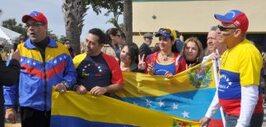 Venezolanos listos para votar