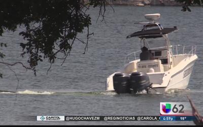 Investigan ahogamiento de un hombre en el lago Travis