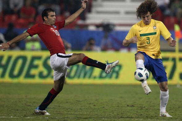 Brasil mantenía la portería en ceros como en el encuentro...