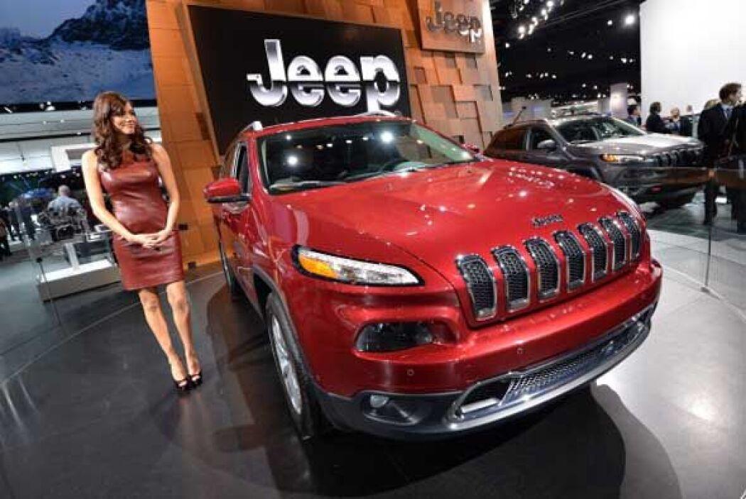 El diseño de la nueva Cherokee es bastante controversial.