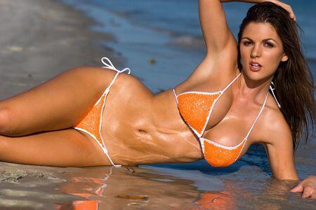 Jillian Beyor, la ex diva de la WWE
