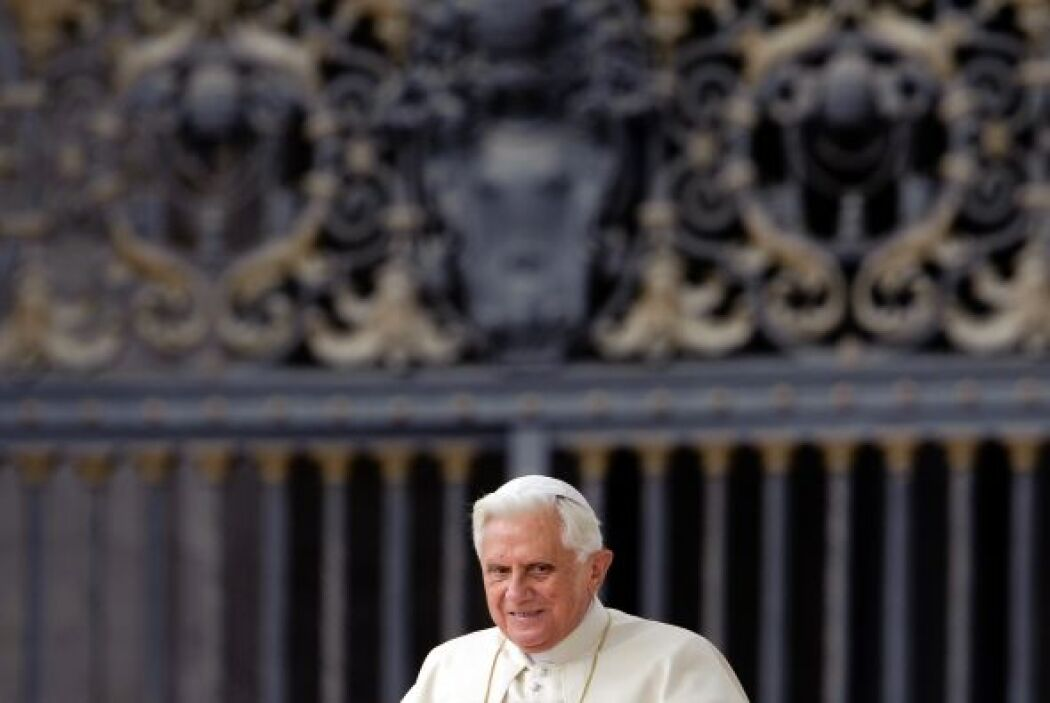 Dentro de las mismas acciones, el Papa Benedicto XVI decidió nombrar a u...