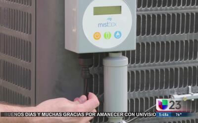 Mistbox, una opción para que ahorre enegía este verano