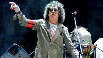 El cantante fue ingresado de emergencia a una clínica de la capital arge...