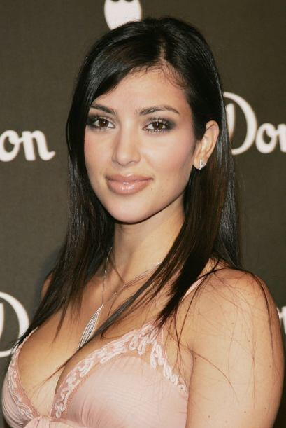 Con ustedes Kimberly Noel Kardashian, mejor conocida como Kim Kardashian...