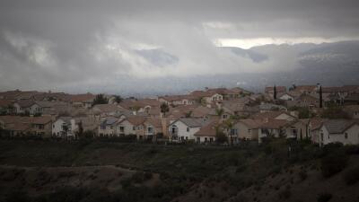 Fuga de gas en Porter Ranch vista con infrarrojos