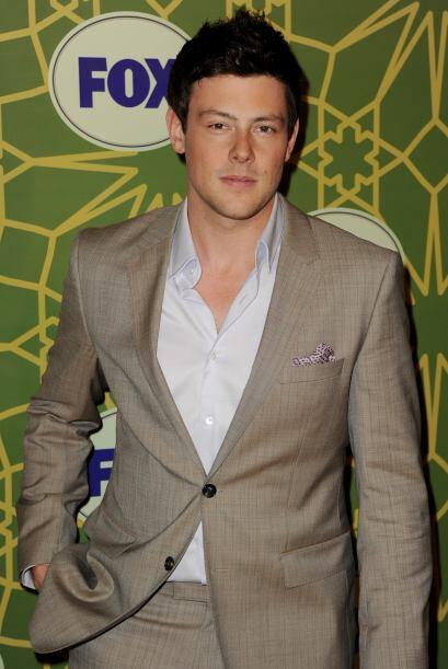 """El protagonista de la serie """"Glee"""", Cory Monteith, perdi&oacut..."""