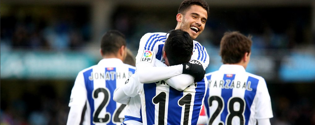 Video: Real Sociedad vs Levante