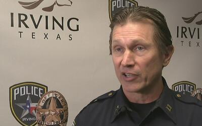 Policía de Irving aclara que no son agentes de inmigración