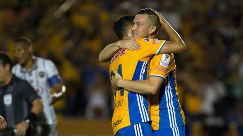 Tigres derrotó con complicaciones a Plaza Amador en la Liga de Campeones