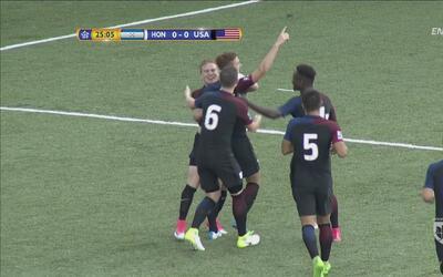 Estados Unidos goleó 3-0 a Honduras, pero la Bicolor igual se aseguró el...