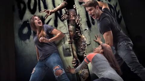 """""""The Walking Dead"""" será una atracción en Universal Studios Hollywood"""