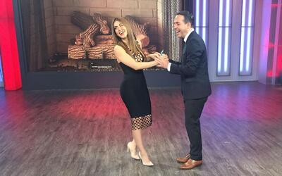 Pegaditos: Vean por qué Jessica Cediel terminó mareada de bailar con Car...