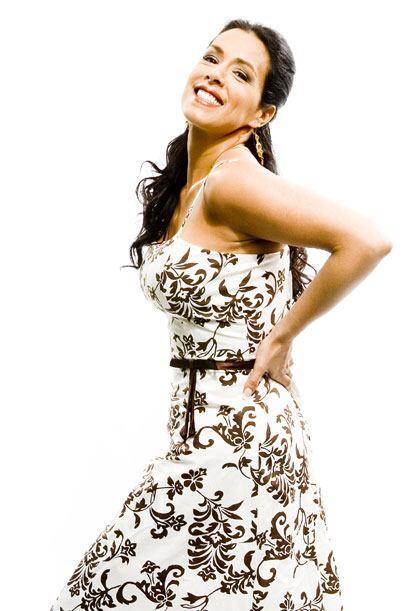 Y como buena latina, del Portillo sabe bailar muy bien. Otro de los ángu...