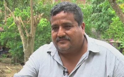 El hombre que ayuda a los necesitados y enfermos en Guatemala