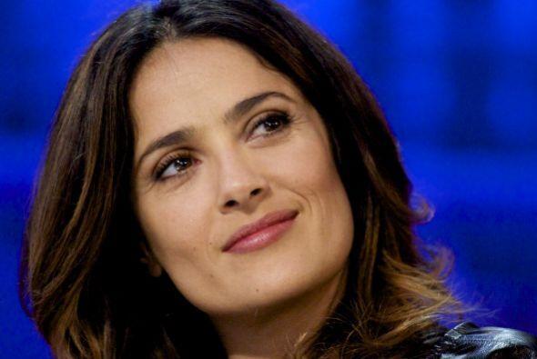 """Además se desempeñó como productora de la película """"Frida"""" y la serie """"U..."""