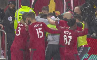 Épica Semifinal: Toronto va por la MLS Cup