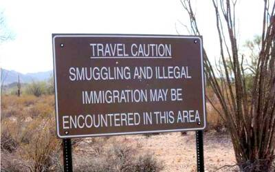 El narcotráfico se ha convertido en una amenaza para excursionistas en c...