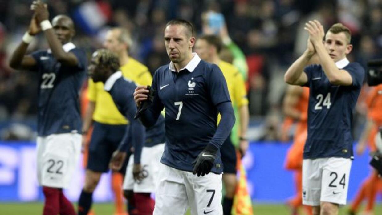 El mediocampista del Bayern Munich decidió no jugar más con Francia.