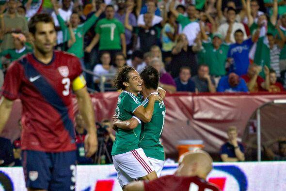El buen momento goleador de Peralta en la Liga MX se reflejaría a...
