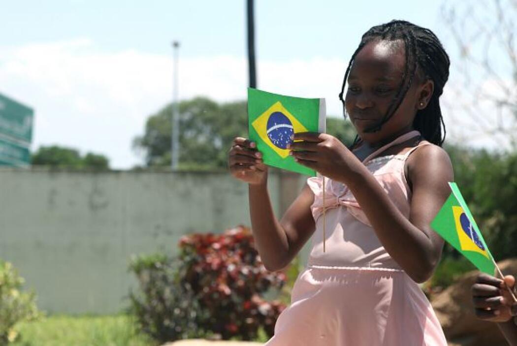 El gigante sudamericano aporta también un apoyo importante al ministerio...