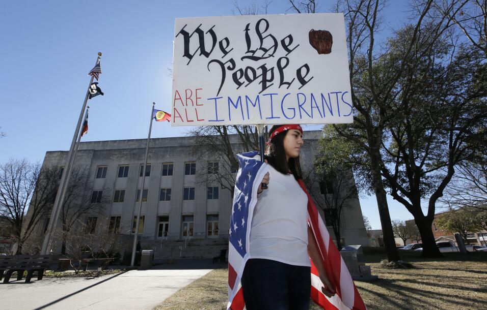 Un día sin inmigrantes: la protesta contra Trump cierra comercios y rest...